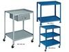 UTILITY TABLES & CARTS - CYLINDER LOCK ON DRAWER